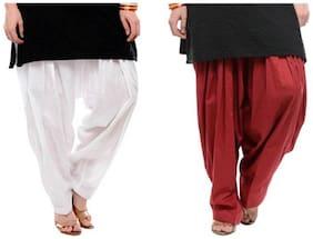 Women Cotton Salwar ,Pack Of 2