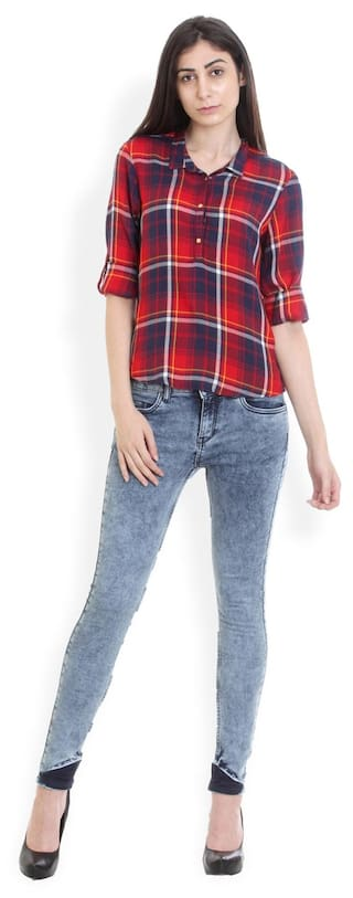 Identiti Casual For Identiti Women Casual Denim 0Eqn5Sw