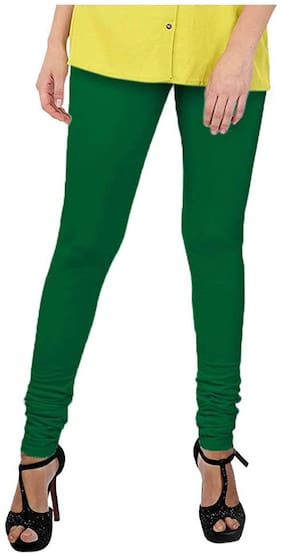 Cotton Solid Leggings Pack of 1