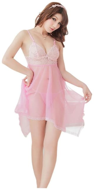 Impex Baby Doll Vibrant Night Wear