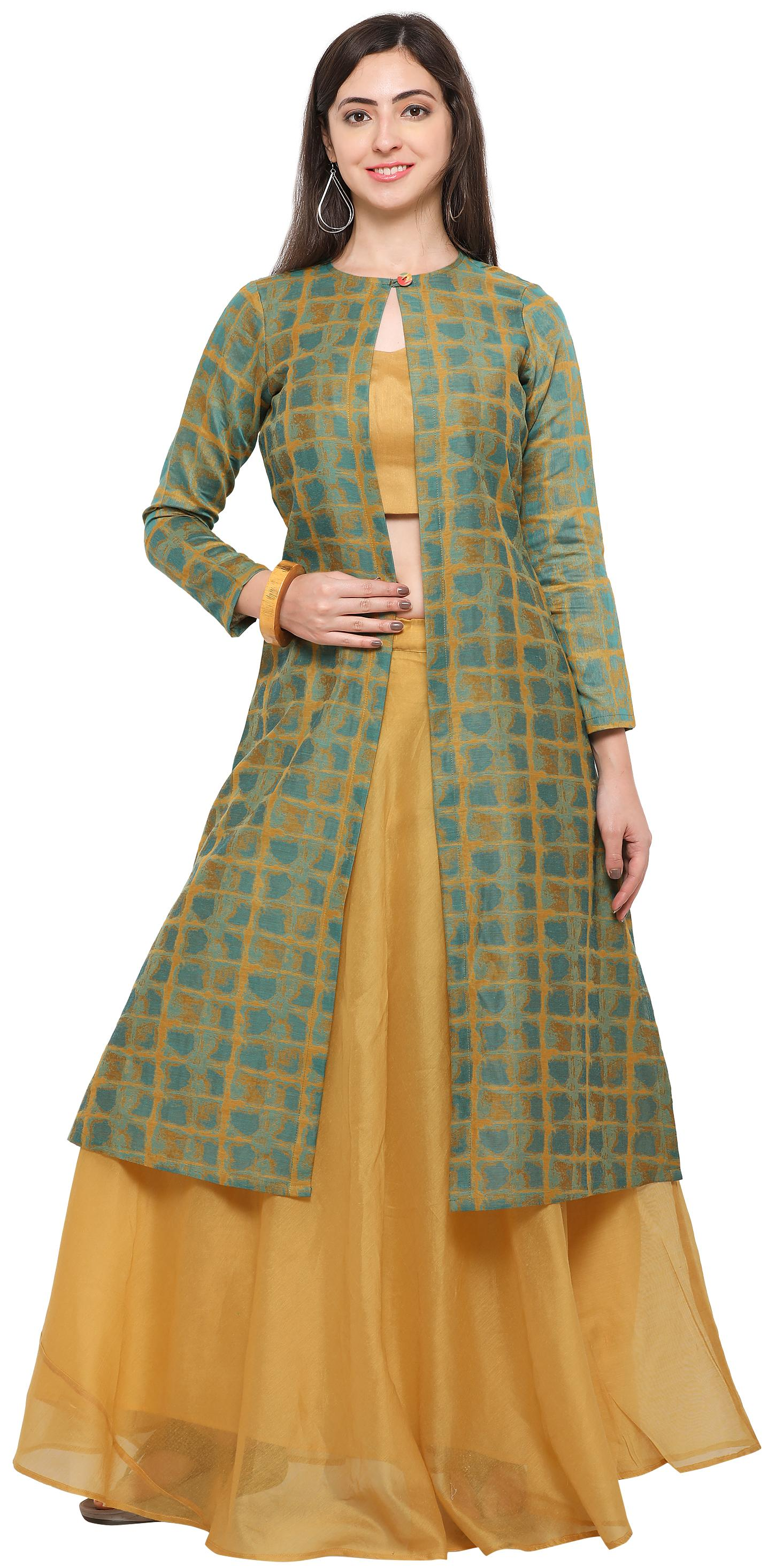 cdf24514465 https   assetscdn1.paytm.com images catalog product . Inddus Mustard Yellow  ...