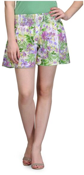 India Inc Multi Rayon Short