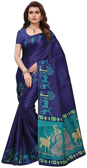Khadi Bollywood Saree