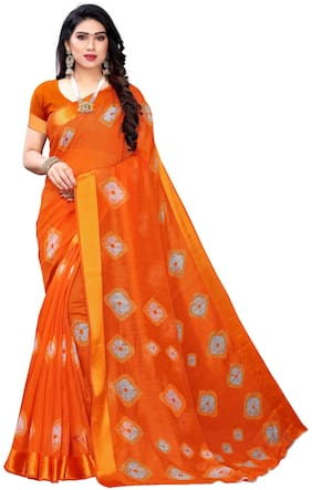 Cotton Bollywood Saree