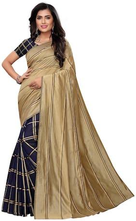 Silk Bollywood Saree ,Pack Of 1