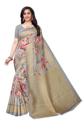 Silk Bollywood Saree