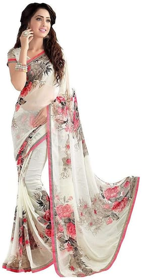 Georgette Bollywood Saree