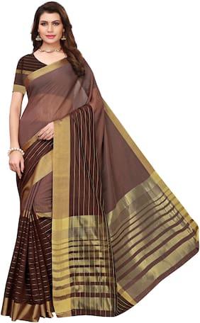 Blended Chanderi Saree