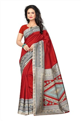 Blended Mysore Saree