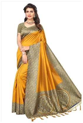 Blended Mysore Saree