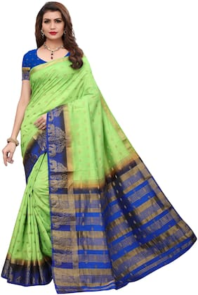 Silk Kanchipuram Silk Saree