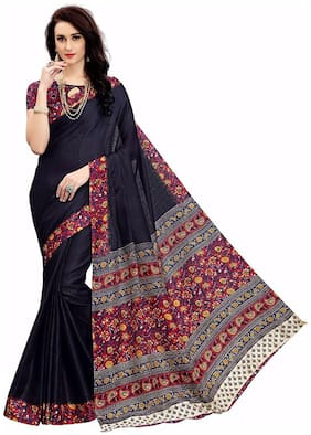 Cotton Khadi Saree