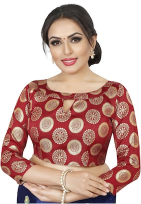 Women Printed Blouse Pack of 1