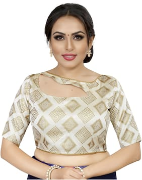 Women Printed Blouse ,Pack Of Pack of 1