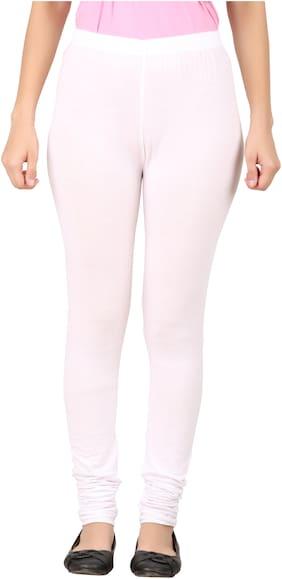 Lycra Solid Leggings