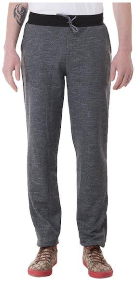 Regular Fit Woolen Track Pants