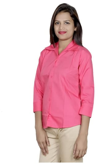 2 of Shirt Shirts Women's Pack 2 IndiWeaves Cotton nwgYqFgU
