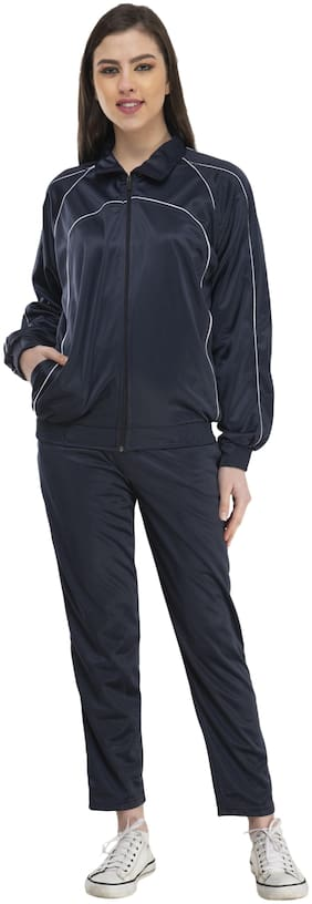Polyester Track Suits ,Pack Of Pack of 2