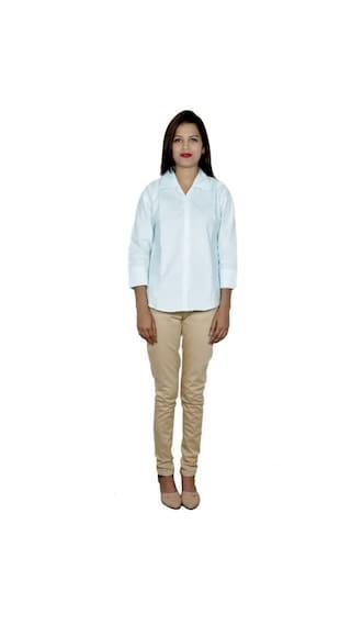 Cotton 2 Shirt Women's Pack 2 IndiWeaves Shirts of xZPHOEn6
