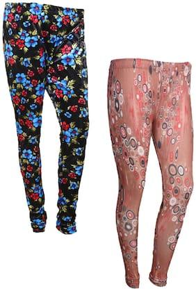 Polyester Printed Leggings