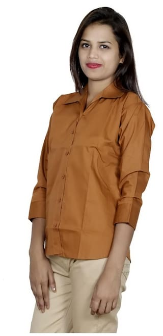 Shirts Cotton IndiWeaves Shirt 2 of Pack 2 Women's HZ8xwFv1q0