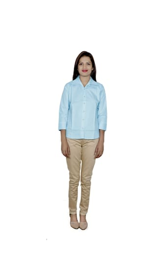 2 Women's Cotton IndiWeaves Shirt Pack Shirts of 2 gqP1Zn7