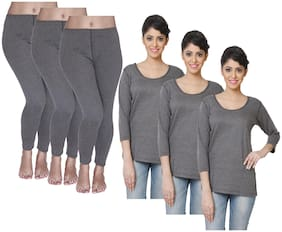 Women Polyester Thermal