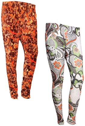 Polyester Printed Leggings
