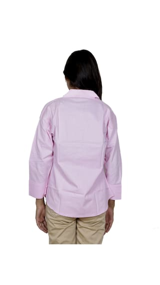 Women's Cotton IndiWeaves 2 of Pack Shirt Shirts 2 vnpgpf