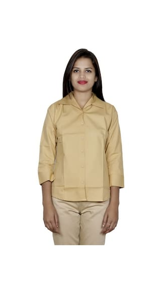Cotton Shirt Shirts 2 Women's 2 IndiWeaves Pack of nxEvtvT0