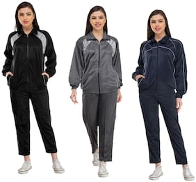Polyester Track Suits ,Pack Of Pack of 6