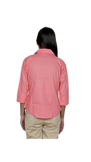 2 Shirts Pack Women's of IndiWeaves 2 Cotton Shirt wY0vfO