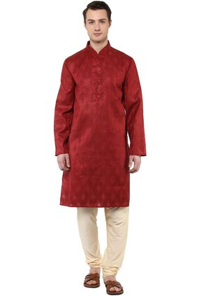 Indus Route by Pantaloons Mens Kurta