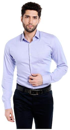 Integriti Men Regular Fit Casual shirt - Blue
