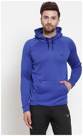 Invincible Men Polyester Sweatshirt - Blue