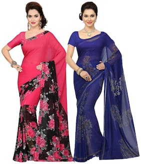 30bf95a42d Women Sarees Online - Party Wear Designer Saree & Fancy Saris Online