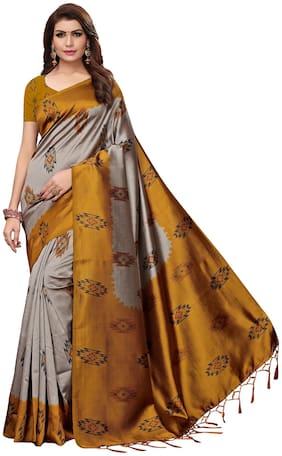 Silk Dupion Saree