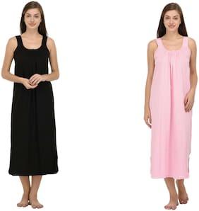 Ishita Fashions Multi Night Gown