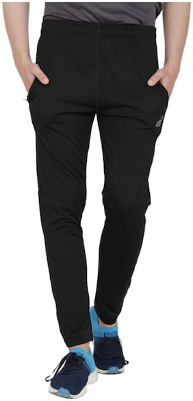 Slim Fit Lycra Track Pants