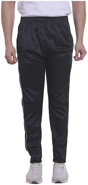Slim Fit Micro Polyester Track Pants