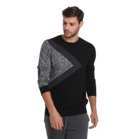 Jack & Jones Men Cotton Sweater - Multi