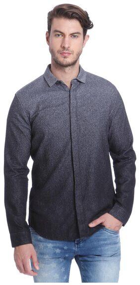 Jack & Jones Men Regular Fit Casual shirt - Grey