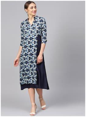 Women Geometric Dress