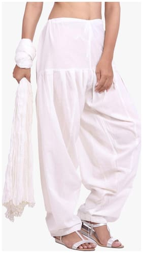 Women Cotton Patiala