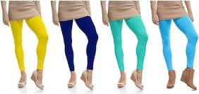 Cotton Solid Leggings 4