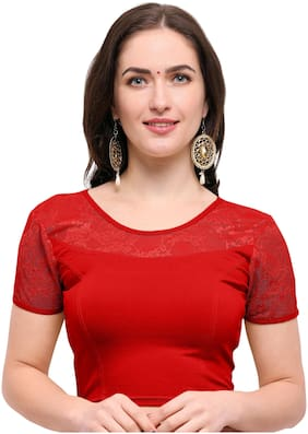 Women Solid Blouse
