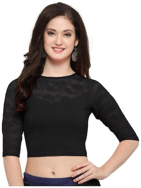 Women Solid Blouse ,Pack Of Pack of 1