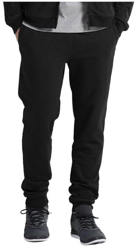 Jockey Men Cotton Track Pants - Black