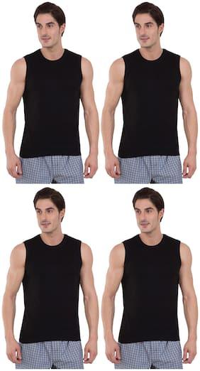 Cotton Gym Vest ,Pack Of 4