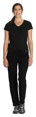 Jockey Women Cotton Solid Lounge Pants - Black